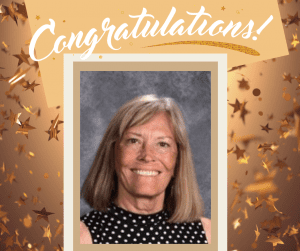 Congratulations Nurse Debbie Smith!